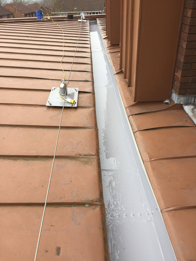 Power Coatings Silroof Coating