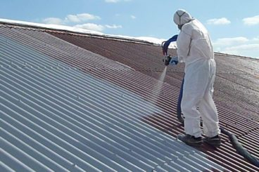 Asbestos Roof Encapsulation and Maintenance